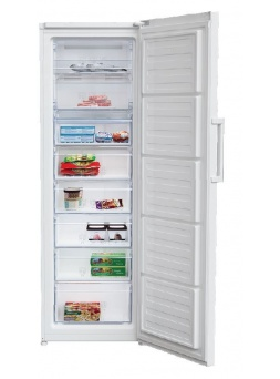 Congelador BEKO RFNE312K21W