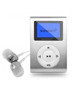 Audio Porttil SUNSTECH DEDALOIII4GBSL