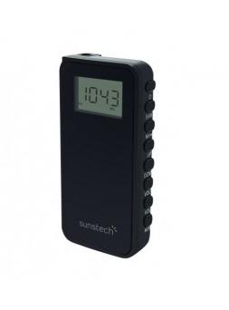 Audio Porttil SUNSTECH RPD23BK