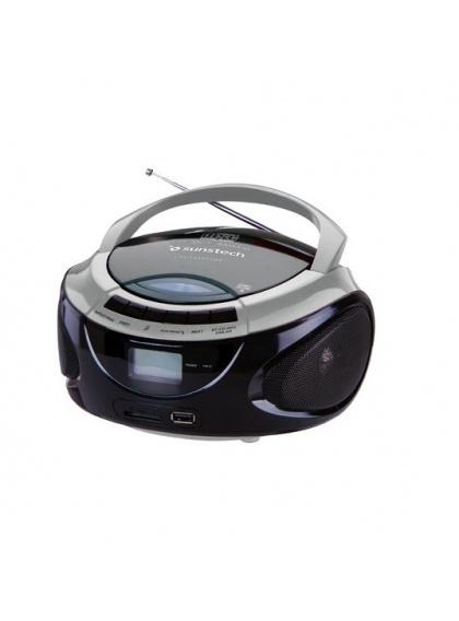 Audio Porttil SUNSTECH CRUSM395BTSL