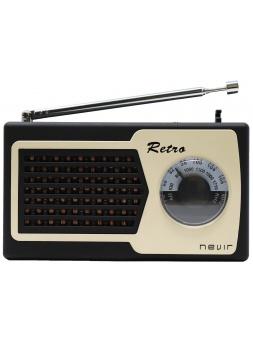 Audio Porttil NEVIR NVR200NEGRO
