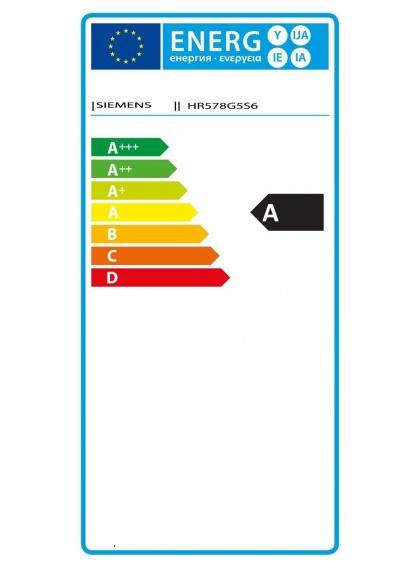 Horno Multifunción SIEMENS HR578G5S6 - Domesticos