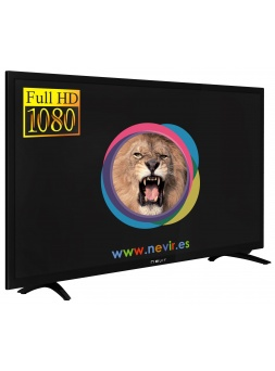 TV LED NEVIR NVR-7702-22FHD2-N