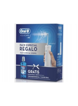 Irrigador ORAL-B AQUACARE COLUTORIO