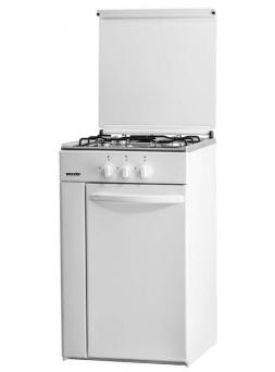 Cocina Gas WONDER WDK5050GBW