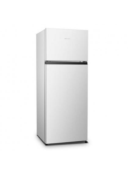 205 L blanco Hisense RT267D4AWF Frigor/ífico de doble puerta con instalaci/ón independiente modelo 2021